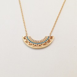 Collier Plaqué OR 18K
